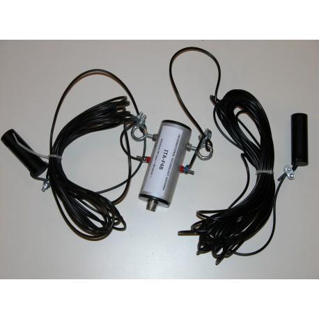 DPL28DX, dipôle 3x1/2 onde 28 MHz