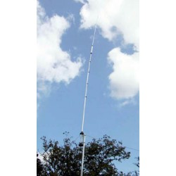 GP 2W, verticale bibande WARC 18-24 MHz