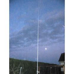 HF MAX, verticale multibande 1,8 à 60 MHz