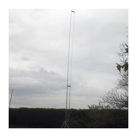 INTERCONTINENTALE 27 DX, verticale 27 MHz