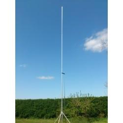 INTERCONTINENTALE 50, verticale 50 MHz