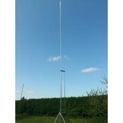 INTERCONTINENTALE 50 DX, verticale 50 MHz