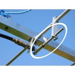 Gamma-match VHF/UHF