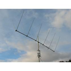 DL66, Delta-Loop 6 éléments 50 MHz