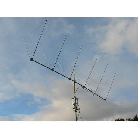 DL106, Delta-Loop 6 éléments 28 MHz
