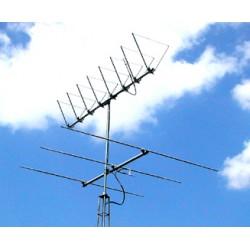 DL28, Delta-Loop 8 éléments 144 MHz