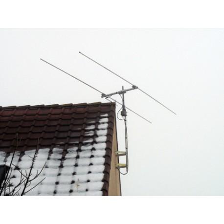ITA102, Yagi 2 éléments 28 MHz