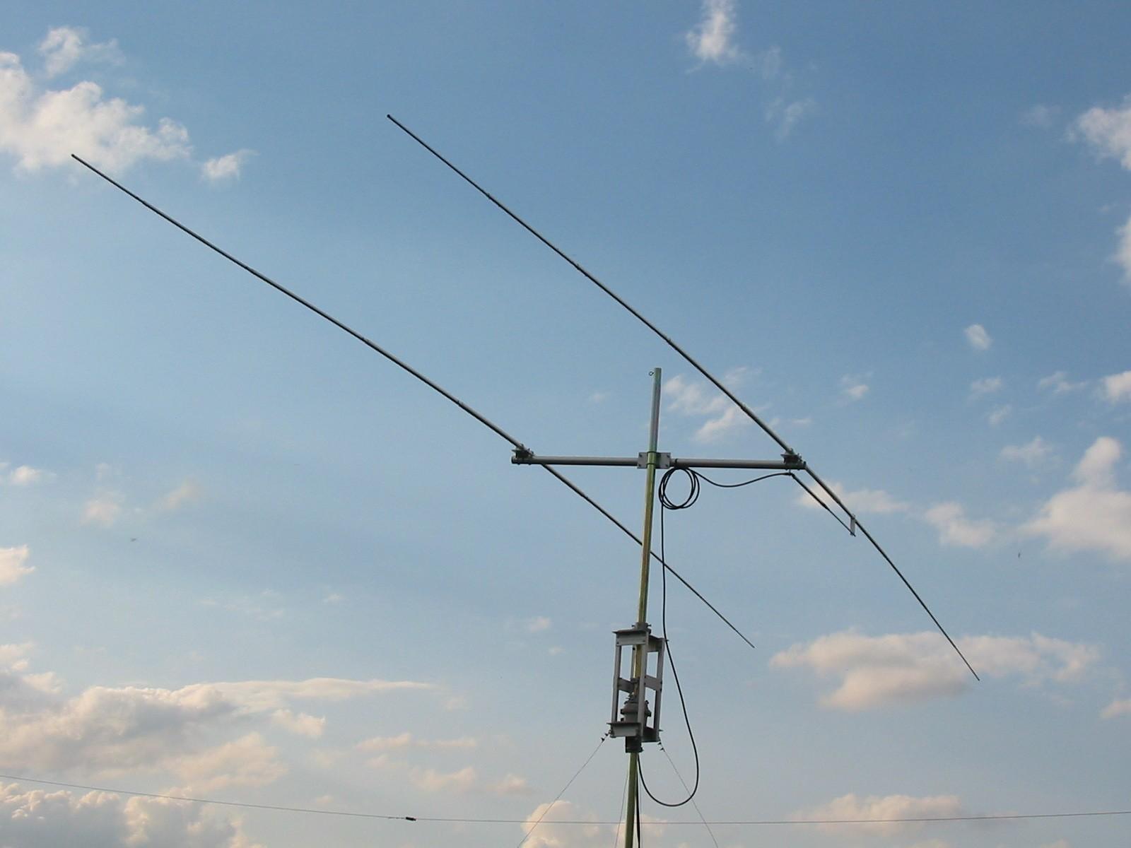 Yagi 14 MHz - 2 elements - ITA202