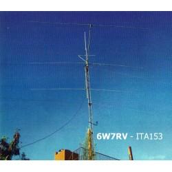 ITA153, Yagi 3 éléments 21 MHz