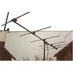 Yagi 144 MHz - 6 elements - ITA6AMA