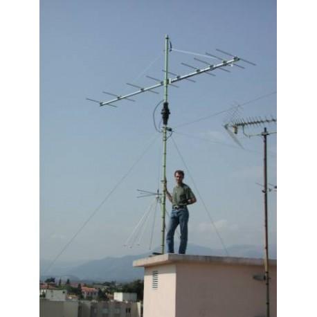 Yagi 144 MHz - 9 elements - ITA9AMA