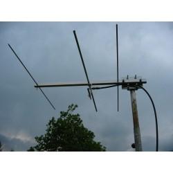 ITA23VHF, Yagi 144 MHz 3 éléments