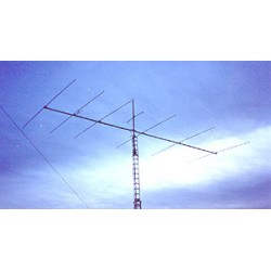 ITA116SB, Yagi 6 éléments 27 MHz boom court