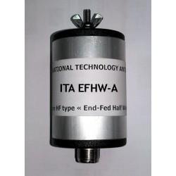EFHW-A, box for 50/70 MHz EFHW antenna