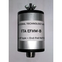 EFHW-B, box for 24/27/28 MHz EFHW antenna