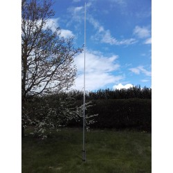 GP20, verticale 1/4 onde 14 MHz