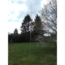 GP17, verticale 1/4 onde 18 MHz
