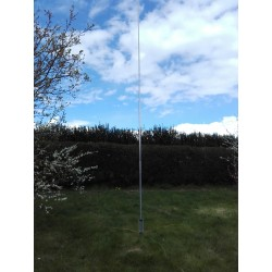 GP30, verticale 1/4 onde 10 MHz