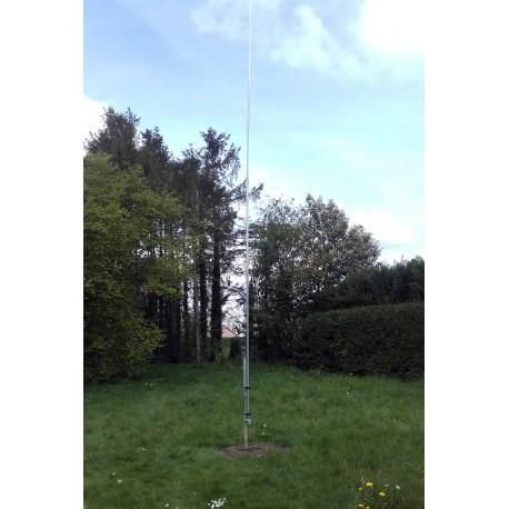 Model OTURA2, Multiband HF vertical antenna with unun 1/9