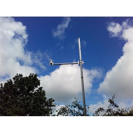BD1, bras de déport 90 cm pour antennes filaires