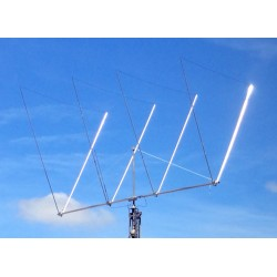 DL174, Delta-Loop 4 éléments 18 MHz