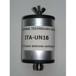 UN16, unun de rapport 1:6 (50 Ω:300 Ω)