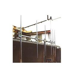 Y6-150174, Yagi 150/174 MHz robuste 6 éléments