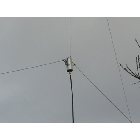 DPL MULTI, dipôle multibande HF/50 MHz