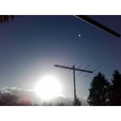ITA9LOG, Log Périodique 9 éléments V/UHF