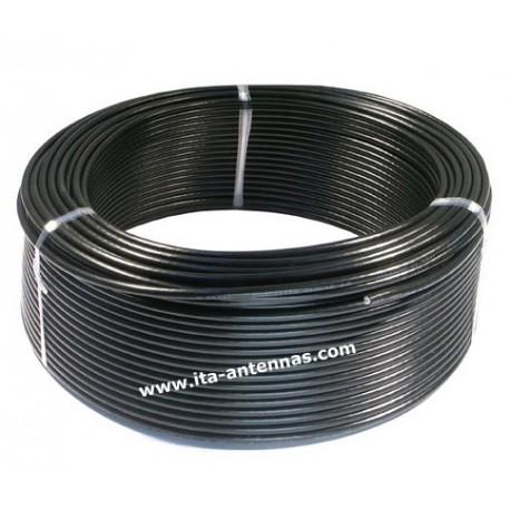 """RF240UF, câble coaxial 6 mm """"faibles pertes"""""""