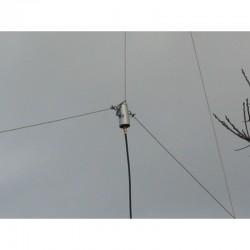 """DPL MULTI-LB, dipôle """"large bande"""" 3 à 30 MHz"""