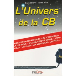 """Livre """"L'Univers de la CB"""""""