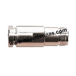 N F/5, connecteur N femelle 5 mm