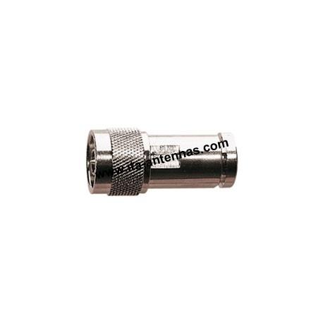 N M/6, connecteur N mâle 6 mm