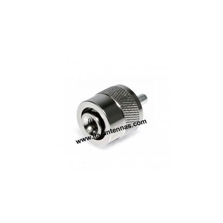 PL259/5C, connecteur PL court pour câble 5 mm
