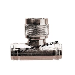 N M/5, connecteur N mâle 5 mm