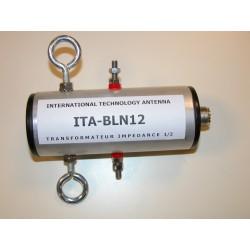 BLN12, balun de rapport 1:2 (50 Ω:100 Ω)