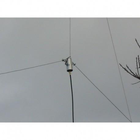 DPL MULTI-XLB, dipôle multibande HF