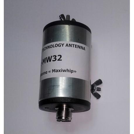 MW32, balun 1/32 pour antenne Maxiwhip