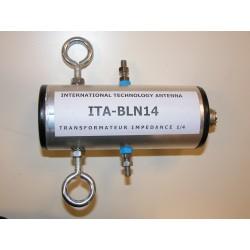 BLN14, balun de rapport 1:4 (50 Ω:200 Ω)