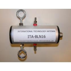BLN16, balun de rapport 1:6 (50 Ω:300 Ω)