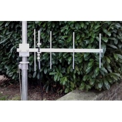 ISM4335, Yagi 5 éléments 433,92 MHz pour applications ISM