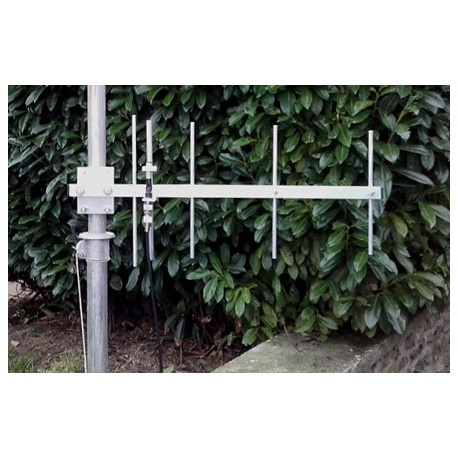 ISM4335, Yagi 433,92 MHz pour applications ISM