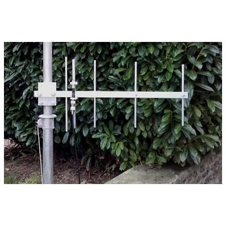 Yagi 5 éléments UHF pour relais numériques