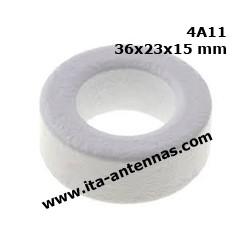 TX36/23/15-4A11, tore de ferrite 4A11