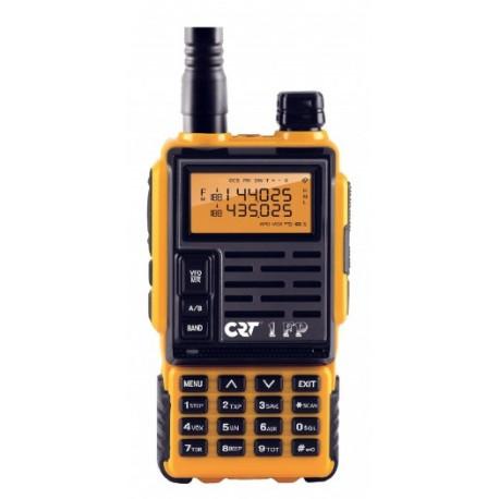 CRT 1 FP, émetteur-récepteur VHF/UHF portatif