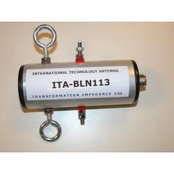 BLN113, balun de rapport 1:13 (50 Ω:650 Ω)