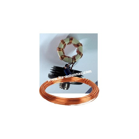 FIL_EMA1, solderable enamelled copper wire, 1mm