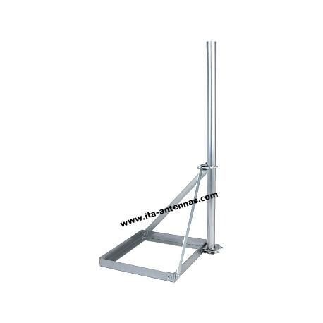 MB-1/1, Support de mât au sol