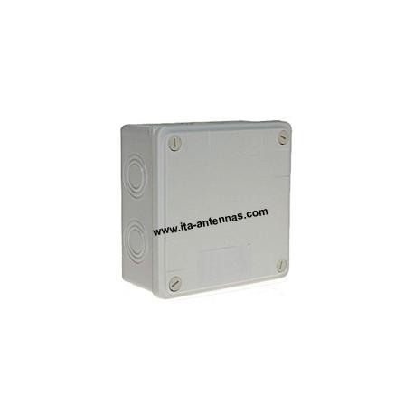 PVCBox, boîtier PVC 125x125x50 mm